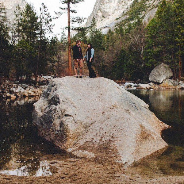 Joel & Brooke: Yosemite Proposal