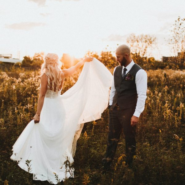 Mike & Brittany: Columbus, OH